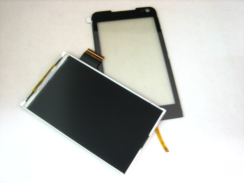 Replacement LCD Display + Touch Screen Digitizer For Samsung SGH-i900 Omnia i900(Hong Kong)