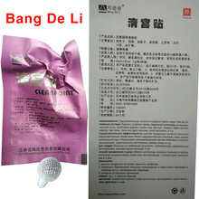 20 Pieces Feminine Hygiene Product Bang De Li Clean Point Tampons/Beautiful Life For Women Vaginal Herbal Tampon Personal Care