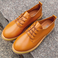 Korean style spring students platform loafers women casual shoes cheap online shoes wholesale(China (Mainland))