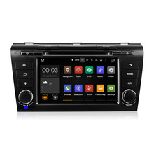 Buy Eunavi Quad Core 7'' Android 7.1 Car DVD Player Head Unit Auto Stereo Radio For Old Mazda 3 04-09 WIFI 3G Bluetooth IPOD AUX OBD for $246.16 in AliExpress store