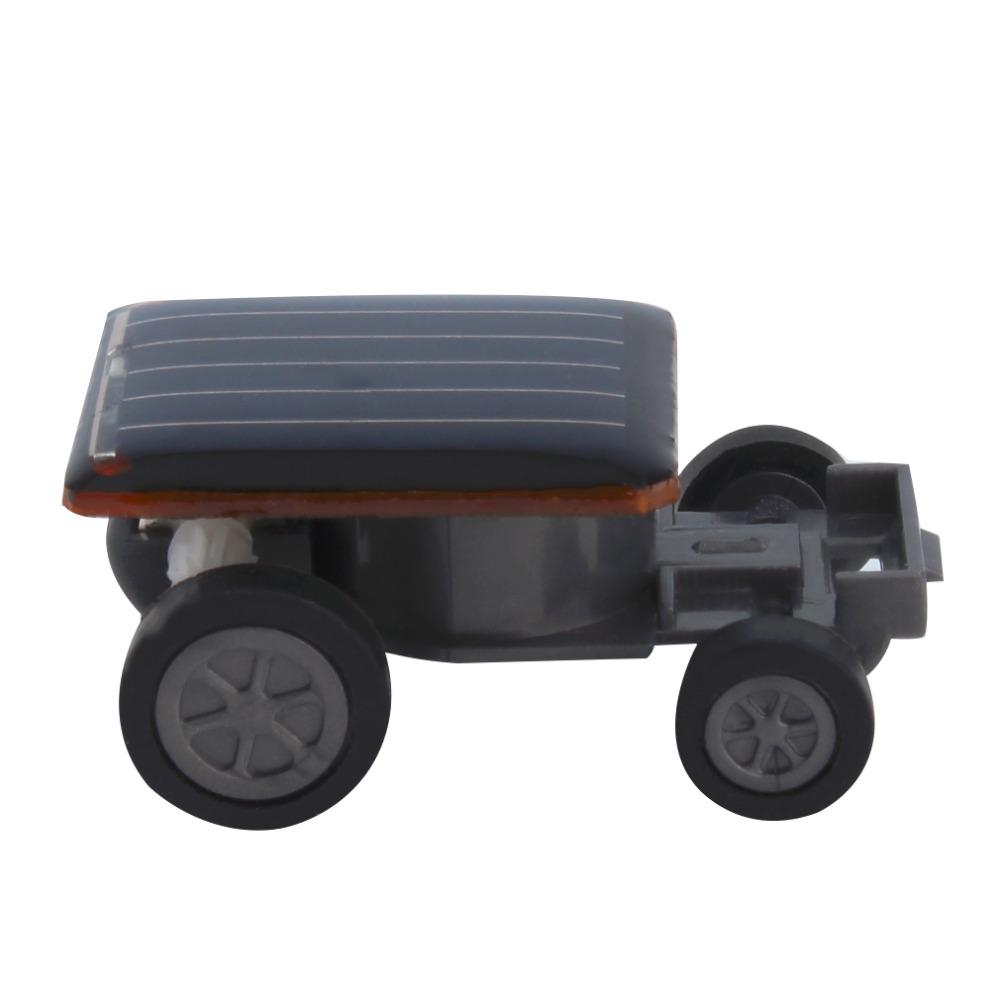 Creative Solar Powered Mini Running Car for Children Toys Present Worldwide sale(China (Mainland))
