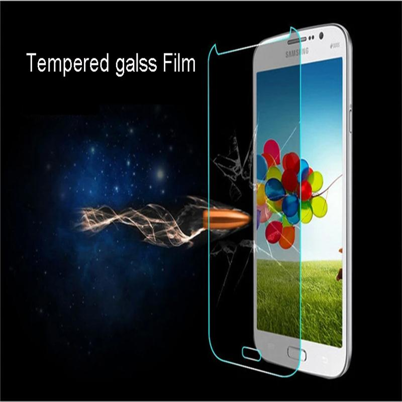 Anti-knock 9H 0.3mm untuk For Samsung Galaxy S4 i9500 Popular brands Tempered glass Screen protective Film(China (Mainland))