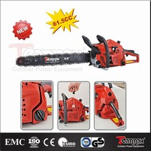 Hot Sell 2-Stroke professional gasoline Chinese chainsaw #TM 6150 cutting wood machines