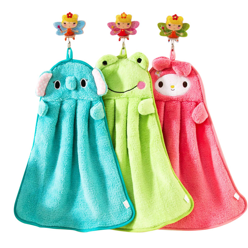 High Absorbent Kitchen Towels Cleaning Microfiber Cloth For Kitchen Car Window Pretty Animals Dishcloth Dry Hands Oil Cleaning(China (Mainland))