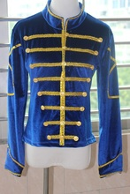 Male ballet dance wear coat prince studio