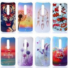 Slim TPU Gel Soft Cases For Motorola moto x play XT1561 XT1562 Ultra thin Back Skin Protective Mobile Phone Cover Shell