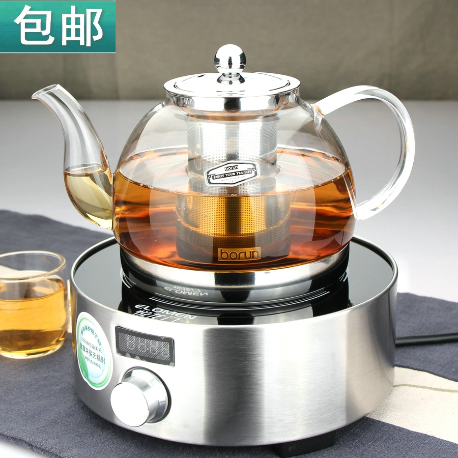 Bulk Small Glass Teapot
