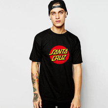 New Skateboard Skate t shirt Men t-shirt 100% Cotton Printed Loose tshirt Tees Camiseta Mens Clothing(China (Mainland))
