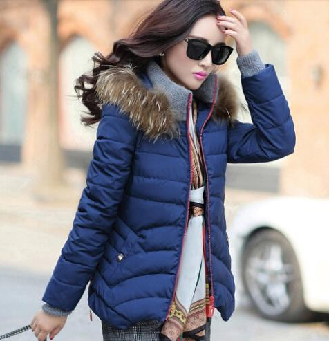 Здесь можно купить  Winter jacket coat new winter coat thick warm padded coat winter clothes Slim fit small down jacket plus size overcoat DM865  Одежда и аксессуары