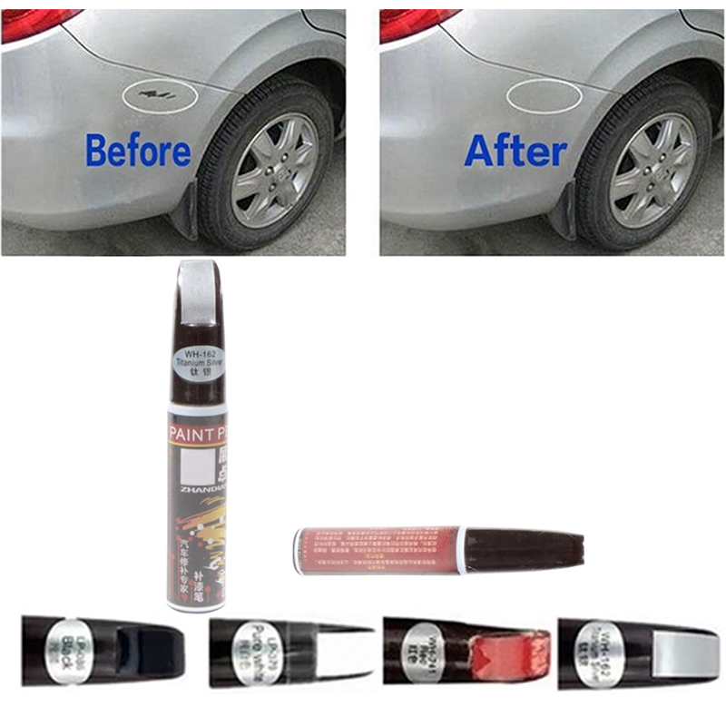 Hot sales Car scratch repair pen auto paint pen free shipping # LY0176(China (Mainland))