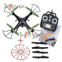 Syma X5SC Explorers2 2.4G 4CH 6-Axis Gyro RC Headless Quadcopter HD Camera drone