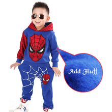 Buy Hots Baby Fleece Boys Sets Cotton Sport Clothing Suit,Kids Fashion spider-man Cartoon Clothes Suit,Children Summer Clothing Suit for $9.45 in AliExpress store