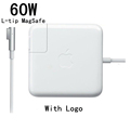 Hot New High Quality 60W Magsafe Power Adapter Charger With Logo For Macbook pro Retina 13