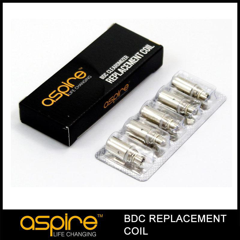 10Pcs/Lot Aspire BDC CE5 ET Vivi /clearomziers Aspire BDC Atomizer Coils прицел nikon monarch 3 2 8x32 w bdc