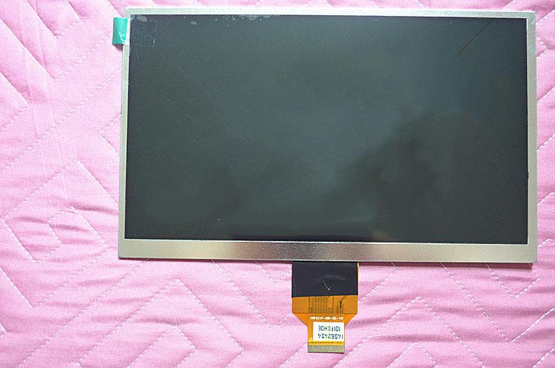 new 10 1 inch H107 WIFI HongPAD Tablet PC MID LCD Screen LCD display HW101F 0B