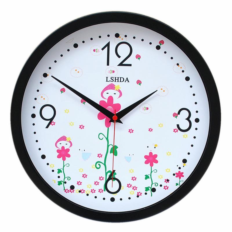 Dibujos de relojes de pared para ni os - Reloj de pared adhesivo ...