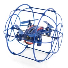 Happycow 777-370 2.4G 6-Axis Gyro Mini Drone RC Quadcopter Climbling Wall Remote Control Toy With Auto-return Headless Mode