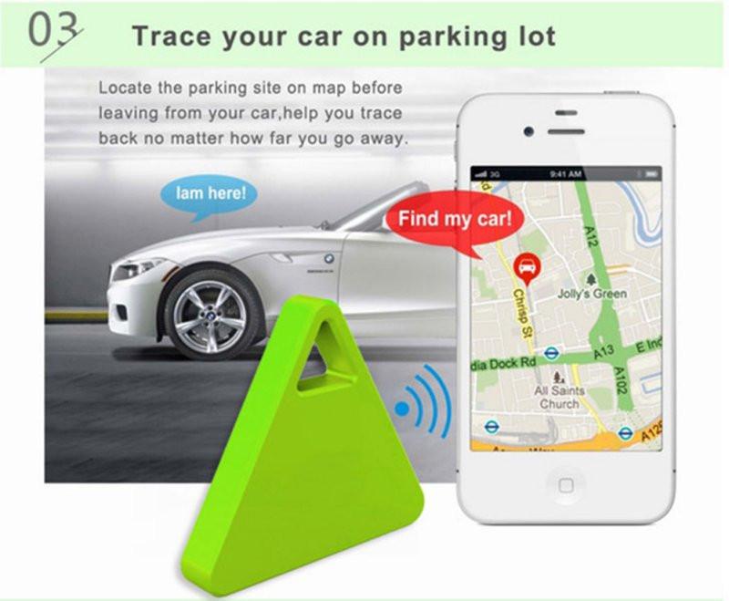 GPS Locator Tag Alarm Wallet Key Bluetooth 4.0 Tracer Pet Dog Tracker tracker localizador GPS locator dog tracker gps key(China (Mainland))