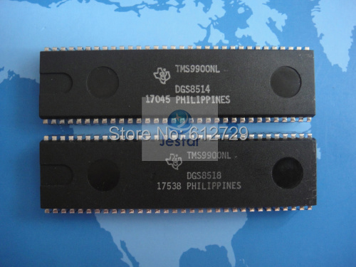 5pcs/lot TMS9900NL TMS9900N TMS9900 DIP-40 programmable system interface(China (Mainland))