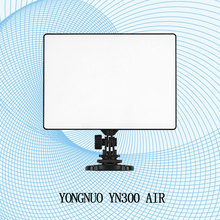 Buy YONGNUO Newest Product YN300 Air Ultra Thin Camera Led Video Light Pad Panel Canon Nikon Sony Panasonic DSLR & Camcorder for $62.31 in AliExpress store