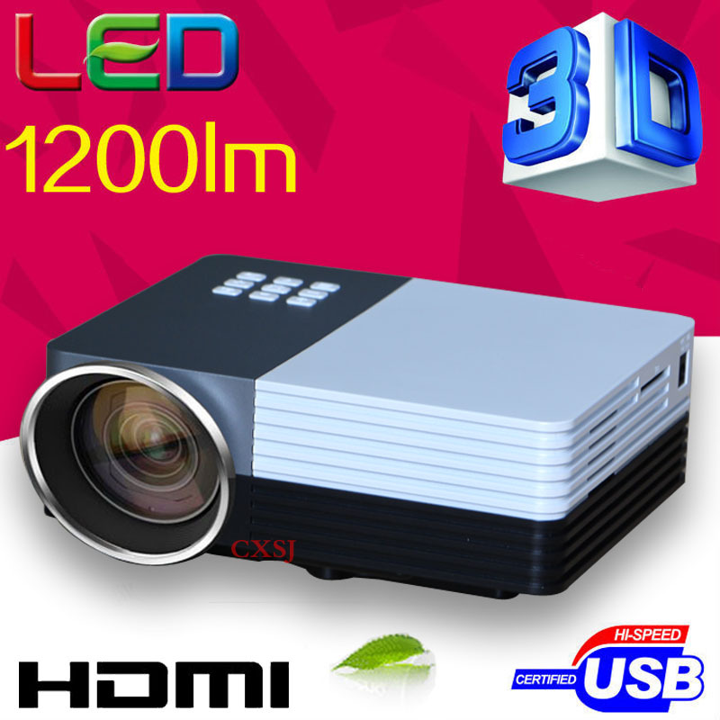 Big Discount Newest 2015 LED Mini Video LCD 1080P 3D Home Theater Projector Full HD Proyector Beamer blh Projetor