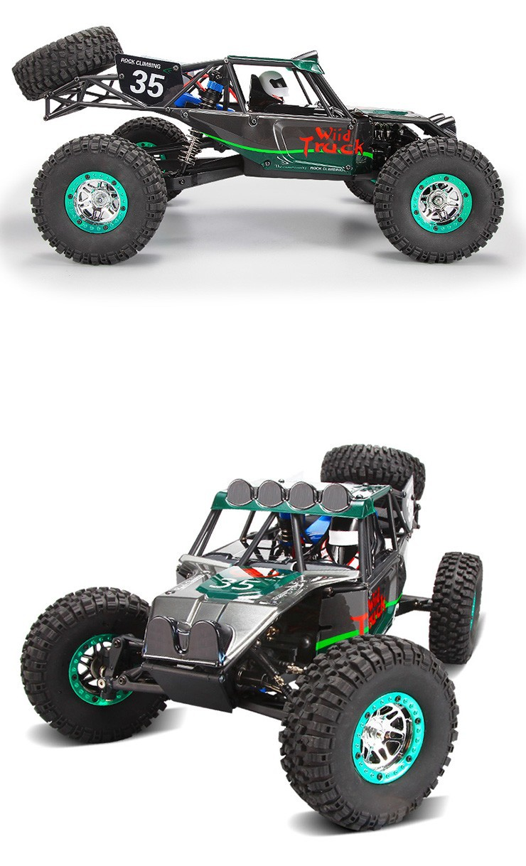 Wltoys Rc Car K949 Electric Power Remote Control Car 1/10 Off Road Truck RTR 4WD Climbing Short Course Rc Drift Car(China (Mainland))