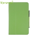 CARPRIE MotherLander For Samsung Leather Case Stand Cover For Samsung Galaxy Tab 3 7Inch P3200 T210