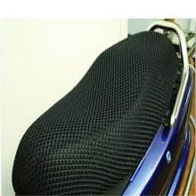 Multifunction 3D Motorcycle Seat Cover Black Motorbike Seat Cover Ventilate Heat Insulation Seat Cover(China (Mainland))