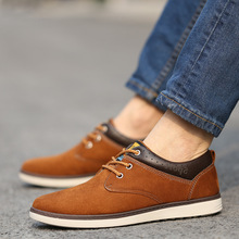 New fashion men shoes casual breathable flats adult male Oxfords sneakers size 39 44 K901