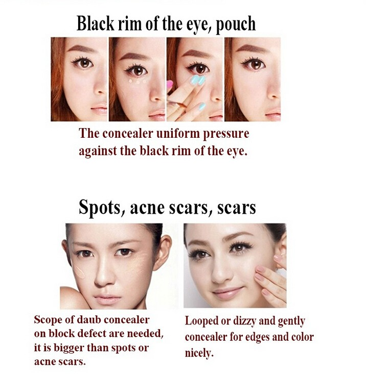 Wedding Makeup Acne Scars : How To Cover Up Spot Scars Without Makeup - Makeup Vidalondon