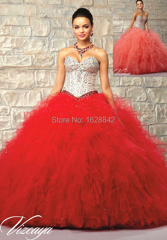 Similiar Royal Red 15 Dresses Keywords