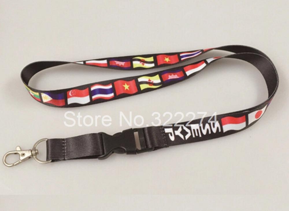 BUY quality custom logo neck lanyard,discount good printed promotion lanyards,Fast ship MOQ=100pcs lanyards factory sell(China (Mainland))