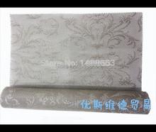 Free shipping New Style 4pcs set Household Supplies PVC Polyaster Bowl pan Holder Rectangle Coaster Use