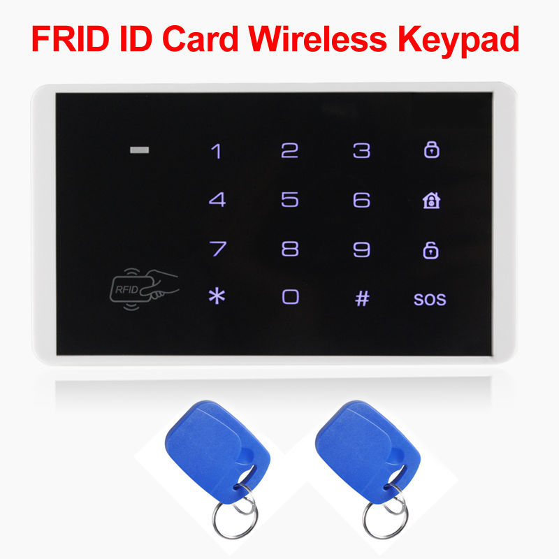 RFID PSTN Touch Panel Keypad<br><br>Aliexpress