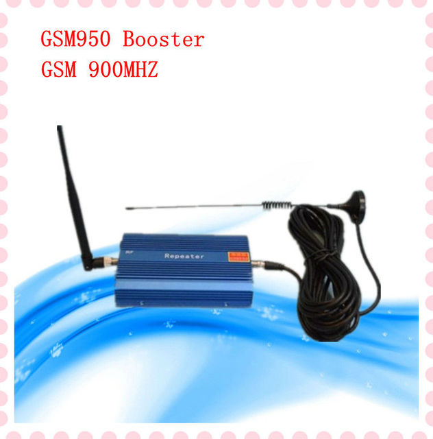 free 10 meters of cable antenna,model gsm 950 mobile phone signal booster repeater