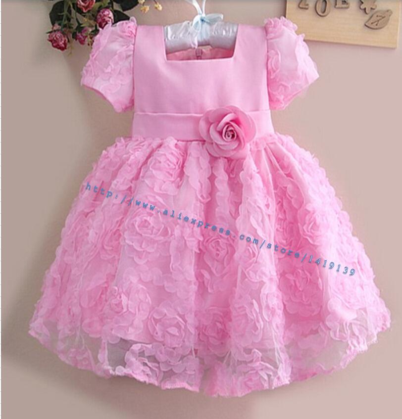Платье Для Девочки 1 Год Красивое Купить