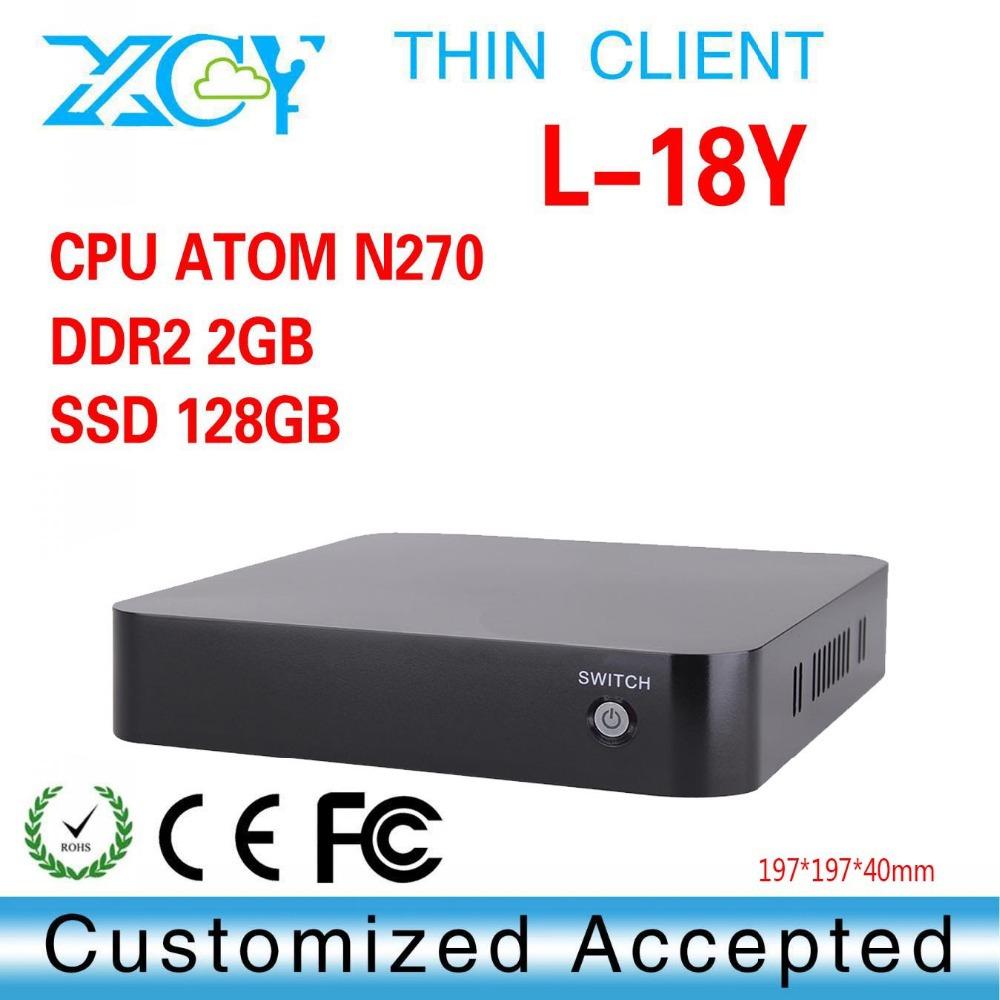 Computador Mini Pc N270 2g ram 128g ssd Desktop Computer Tablet Computer Laptop Thin Client(China (Mainland))