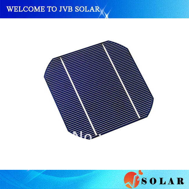 Promotion solar products 2.25w to 2.49w 125*125mm monocrystalline pv cells with high efficiency(China (Mainland))