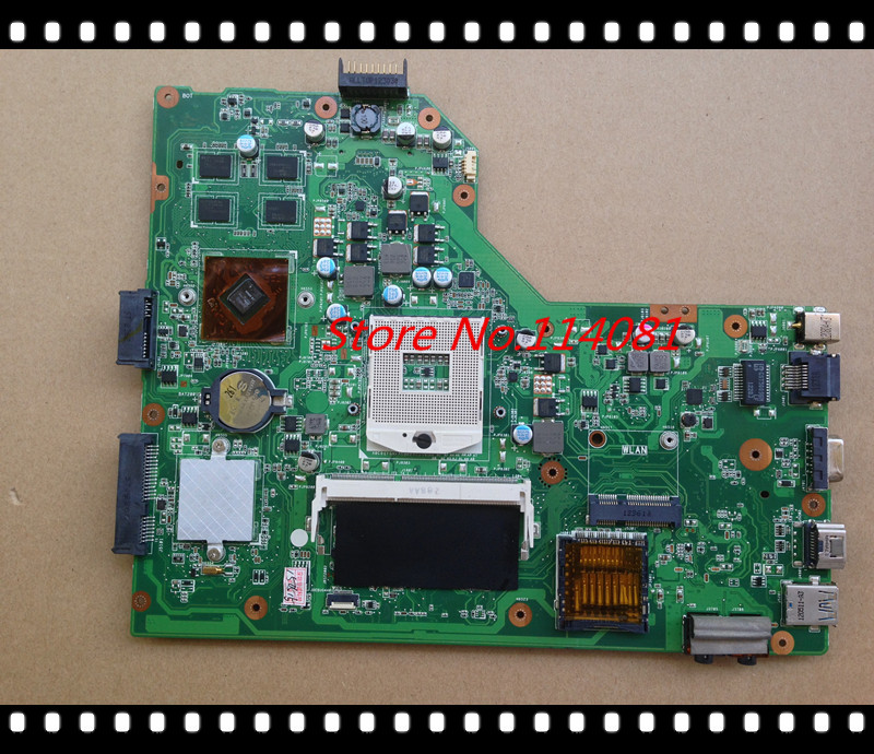 K54LY Rev: 2.1 suitable for ASUS K54LY K54HR X54H Notebook Motherboard Original New On Sale fast shipping with good package(China (Mainland))