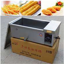 Buy 25L Commercial deep fryer twist potato electric food fryer for $110.00 in AliExpress store