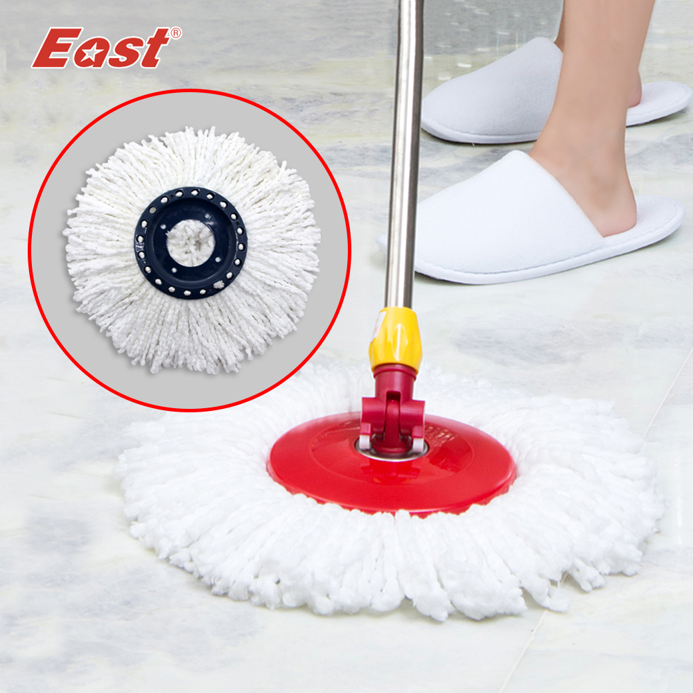 East Microfiber Cloth Mop head Set Mop Refill for Spin magic mop cleaning Tools(China (Mainland))