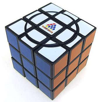Sankai magic cube witeden crazy 3x3x3 allotypy magic cube free air mail