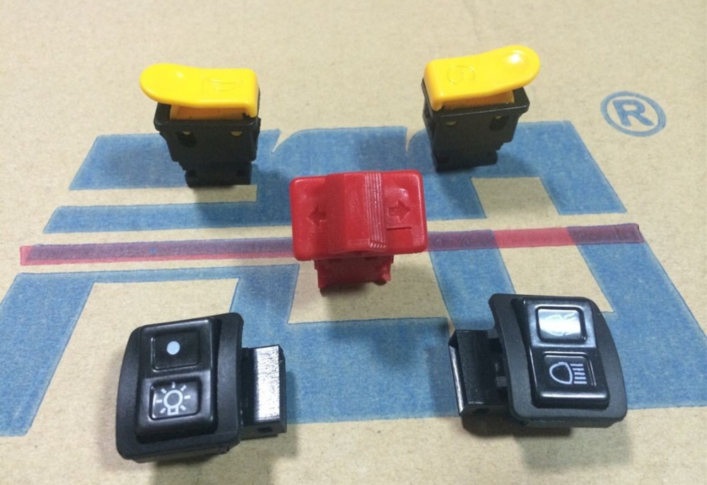 SCOOTER HEAD LIGHT SWITCH HORN TURNING SIGNAL SWITCH font b GY6 b font 50cc 60cc 80cc