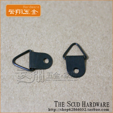 Photo frame picture paintings hook seamless nail wall rings Small screws (20/ lot) - Jiao Xu's store