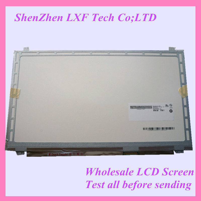 15.6'' Laptop lcd screen lim led screen B156XW04 V.5 B156XW03 LTN156AT20 LP156WH3 1366*768 40pin(China (Mainland))