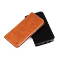 For Coque Samsung Galaxy S7 edge Case G9350 Genuine Real Oil top layer Leather Cover S7
