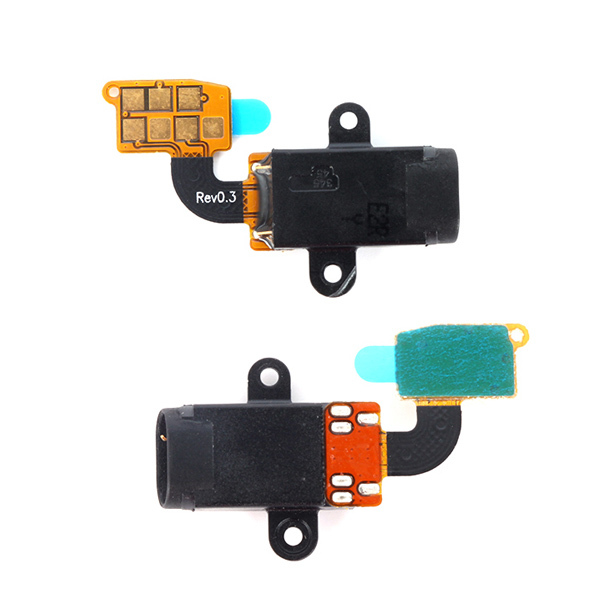 Audio Flex Cable Headphone Replacement For Samsung Galaxy S5 i9600 G900R G900F G900H G9001 Earphone Hot Sale(China (Mainland))