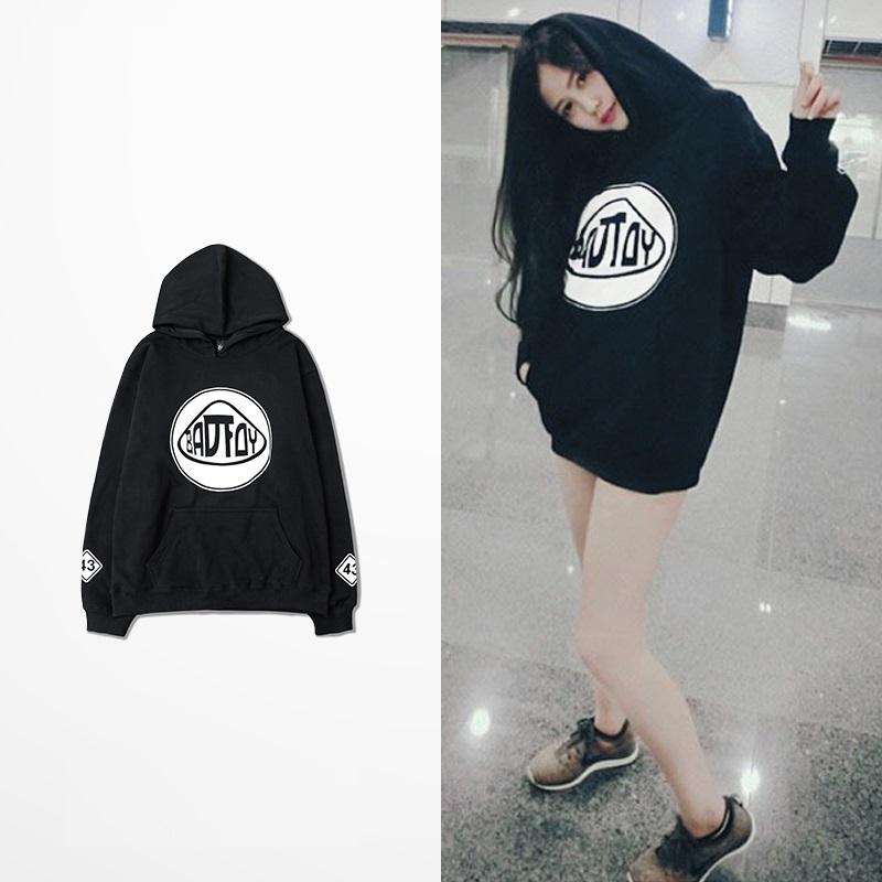 Hoodies men women Bad Toy sweatshirt hoodie tracksuit brand clothing hip hop streetwear clothes gifts harajuku winter skateboard(China (Mainland))
