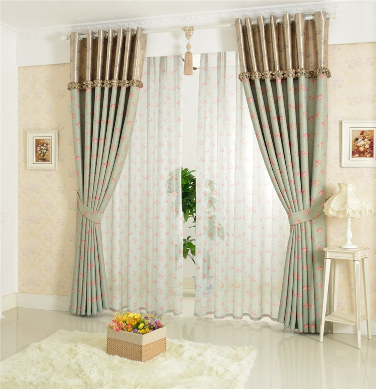 Teal And Coral Curtains Indian Curtains and Drapes