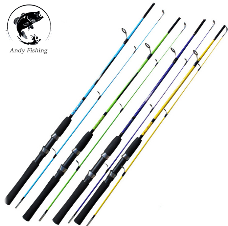 carbon fiber fishing rod harmonious spinning